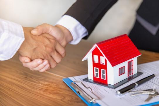 Signature contrat habitation